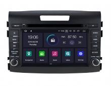 Навигация двоен дин за Honda CR-V H4001H, ANDROID 9, DVD, 7 инча