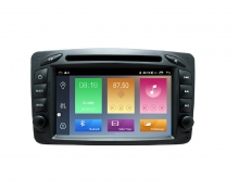 Мултимедийна навигация за Mercedes M7800H, ANDROID 10, DVD, 7 инча