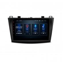Навигация двоен дин за Mazda 3 PST90NM3M GPS, ANDROID 10, WiFi, 9 инча