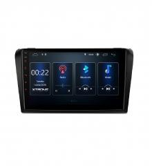Мултимедийна навигация двоен дин за Mazda 3 PST90M3M GPS, ANDROID 10, WiFi, 9 инча