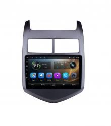 4-ядрена GPS навигация двоен дин ATZ за Chevrolet Aveo, Android 9.1, 1GB RAM, 16GB ROM