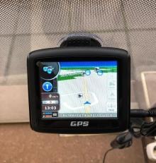 """Нова GPS навигация  3.5"""" с IGO 8.3 с карти на България и Европа"""