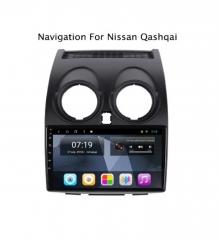 8-ядрена навигация двоен дин за NISSAN QASHQAI ATZ, 9 инча, 4GB RAM, Android 10