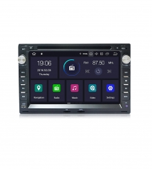 GPS навигация двоен дин за VOLKSWAGEN VW733BH, GPS, 2GB, ANDROID 10, 7 инча