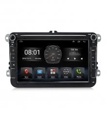 Навигация двоен дин за VOLKSWAGEN VW1000H, ANDROID 10, RAM 1GB, 8 инча