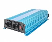 Инвертор пълна синусуида PNI SP2000W - 12V - 230V, USB 2A за кемпери, каравани