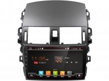 Навигация двоен дин за TOYOTA Corolla  (08-13) с Android 10 T5312H GPS, WiFi, 9 инча