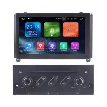 ATZ Мултимедия с навигация за PEUGEOT 407 - 04-10, 7'', Android 10