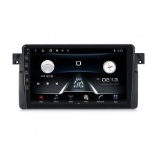 Мултимедийна навигация за BMW E46, MTK8227A, 1GB, Android 10, 9 инча, GPS