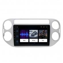 Двоен дин навигация за VW Tiguan, TIGMTK8227A, Android 10, 1GB, 9 инча