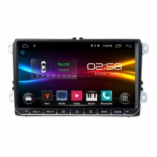 Навигация VW9MTK8227A 9инча за различни модели Volkswagen Android 10