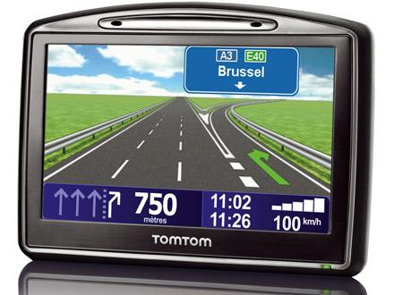 GPS навигация навигация Tom Tom GО730 - ЛЕК/КАМИОН