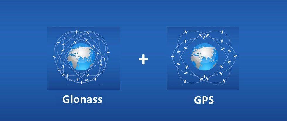 сравнение glonass gps